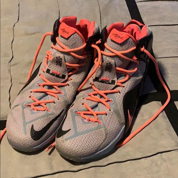 """half off d3c5a 310d2 Nike LeBron James 12 """"Easter Egg"""""""